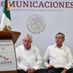 En esta administración la infraestructura será una red logística eficiente que colaborará  en el crecimiento de México: JJE