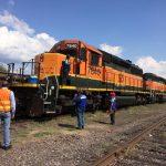 A la alza tráfico de carga ferroviaria nacional e internacional.