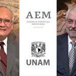 Suman esfuerzos agencia especial mexicana y UNAM para proyectos especiales y satélites