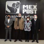 El secretario de comunicaciones y transportes da posesión a la directora SEPOMEX, Rocío Bárcena